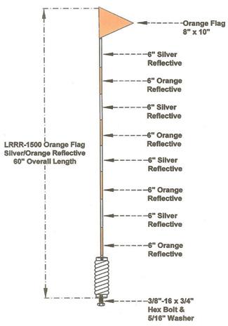 Vait Products Lrrr 1500 Communication Marker